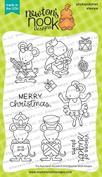 Newton's Nook - Clear Stamp - The Nutcracker Squeak