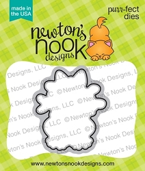Newton's Nook - Cutting Die - Mistle Toad