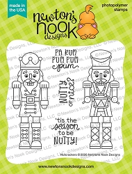 Newton's Nook - Clear Stamp - Nutcrackers