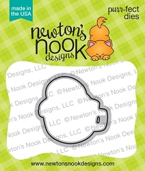 Newton's Nook - Cutting Die - Slothy Coffee
