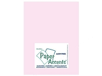 Vellum 8.5x11 - Light Pink (1 sheet)