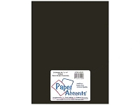 Vellum 8.5x11 - Semi-Sweet Chocolate (1 sheet)
