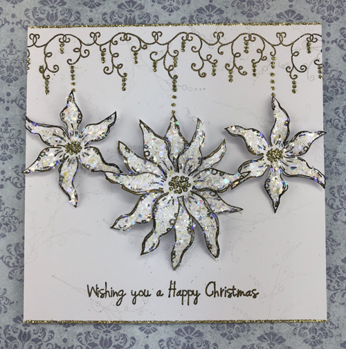 Paper Artsy - Kay Carley  Christmas Stamps & Stencils