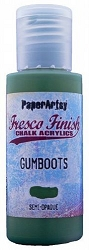 Paper Artsy - Fresco Finish Acrylic Paints - Gumboots (opaque)