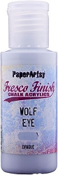 Paper Artsy - Fresco Finish Acrylic Paints - Wolf's Eye (opaque)