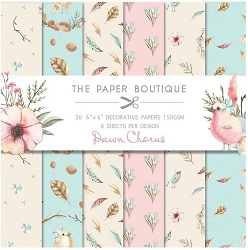 The Paper Boutique - Dawn Chorus Collection - 6x6 decorative paper pad