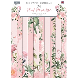The Paper Boutique - Pink Paradise Collection - A4 Insert Collection