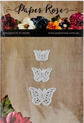 Paper Rose - Cutting Die - Fancy Butterflies