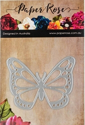 Paper Rose - Cutting Die - Vanessa Butterfly Large