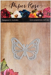 Paper Rose - Cutting Die - Vanessa Butterfly Small