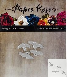 Paper Rose - Cutting Die - Flying Birds Small