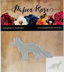 Paper Rose - Cutting Die - Fox