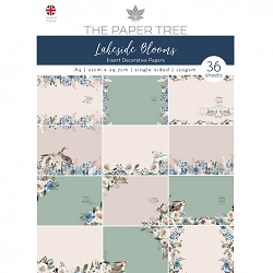 The Paper Tree - Lakeside Blooms Collection - A4 Insert Collection
