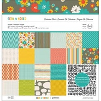 Pebbles - Seen & Noted Collection - Collection Kit
