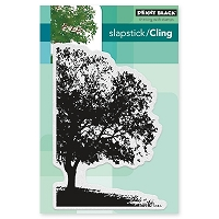 Penny Black - Slapstick Cling Stamp - Shade Canopy