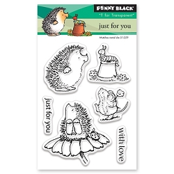 Penny Black - Clear Stamp - Just For You