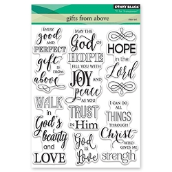 Penny Black - Clear Stamp - Gifts from Above