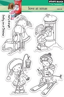 Penny Black - Clear Stamp - Love at Xmas