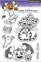 Penny Black - Clear Stamp - Critter Fright