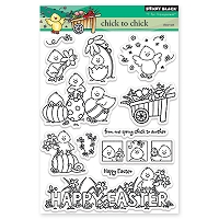 Penny Black Clear Stamp - Chick to Chick