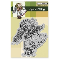 Penny Black - Slapsticks - Cling Stamp - Ragged Angel