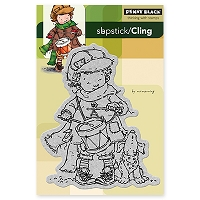 Penny Black - Slapsticks - Cling Stamp - Joyful Noise