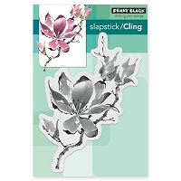 Penny Black - Slapstick Cling Stamp - The Unfolding
