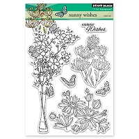 Penny Black - Clear Stamp - Sunny Wishes