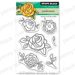 Penny Black - Clear Stamp - Tenderness