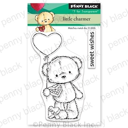 Penny Black - Clear Stamp - Little Charmer