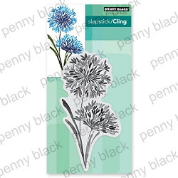 Penny Black - Slapstick Cling Stamp - Together