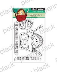 Penny Black - Clear Stamp - Always Love