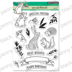 Penny Black - Clear Stamp - Special Friends