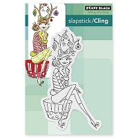Penny Black - Slapstick Cling Stamp - Dreaming Of