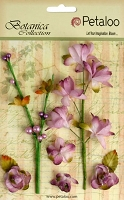 Petaloo - Botanica Collection - Floral Ephemera - Lavender / Purple :)