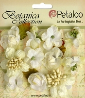 Petaloo - Botanica Collection - Botanica  Mini's X 11 - White :)