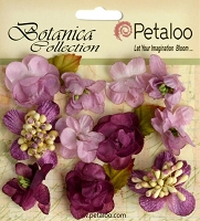 Petaloo - Botanica Collection - Botanica  Mini's X 11 - Lavender / Purple