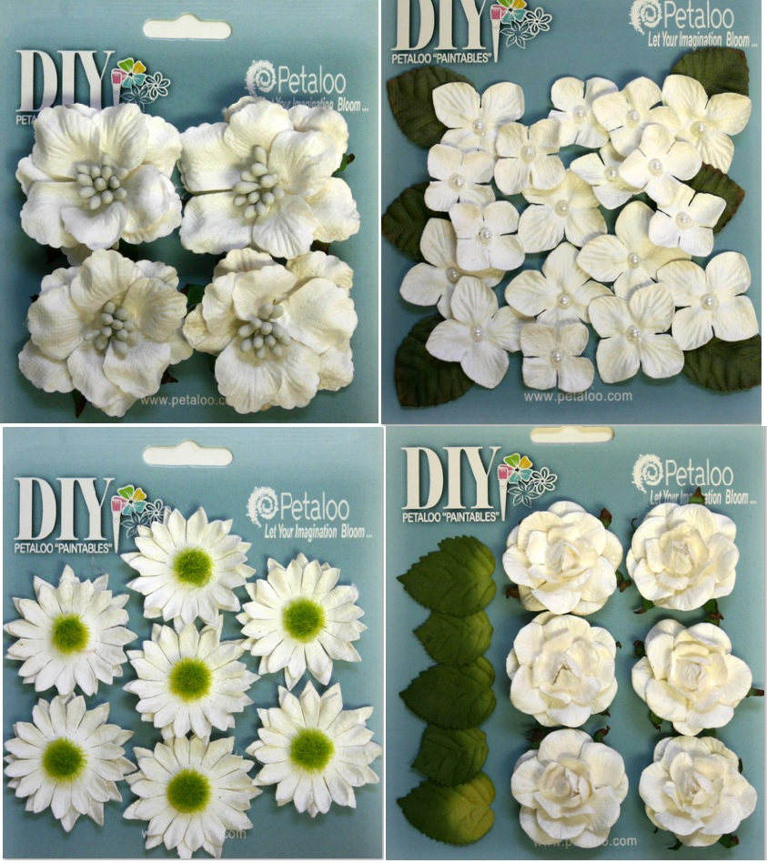 DIY & Color Me Crazy Flowers