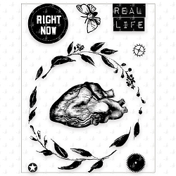 Piatek 13 - Soulmate Collection - Clear Stamp