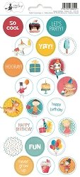 Piatek 13 - Happy Birthday Collection - Sticker 03