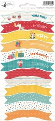 Piatek 13 - Happy Birthday Collection - Party Sticker 01