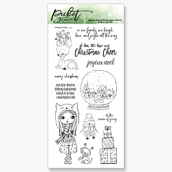 Picket Fence Studios - The Season Of Giving Clear Stamps