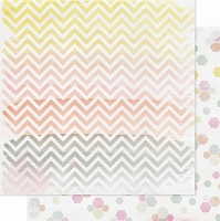 Pink Paislee - Color Wash Collection - 12