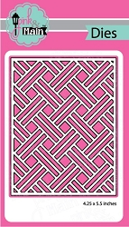 Pink & Main - Cutting Die - Basket Cover Die
