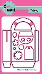 Pink & Main - Cutting Die - Gift Bag Dies
