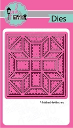 Pink & Main - Cutting Die - Quilt Square 1 Die