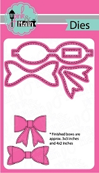 Pink & Main - Cutting Die - Extra Large Bow