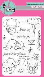 Pink & Main - Clear Stamp - Ears to You