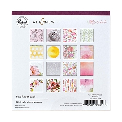 Pinkfresh Studio & Altenew - Celebrate 6x6 paper pad