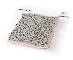 Pinkfresh Studio - Sweet Blooms Cling Stamp
